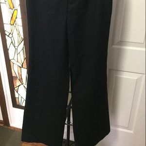 Pendleton Young Pendleton black wool slacks.  9-10
